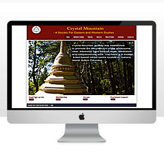 HLF Images Graphic and Web Design - Crystal Mountain Society