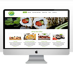 HLF Images Graphic and Web Design - The Harvest Table
