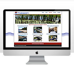 HLF Images Graphic and Web Design - Masse Environmental