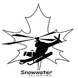 HLF Images Graphic Design and Web Development Consultant - Snowwater Heliskiing